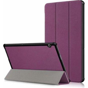 Xeptio Huawei Mediapad T5 10 pouces violet