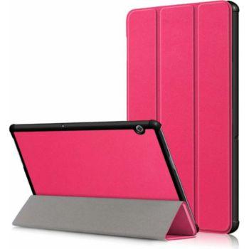 Xeptio Huawei Mediapad T5 10 pouces rose