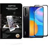 Protège écran Xeptio Huawei P Smart 2021 vitre noir