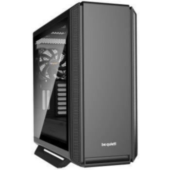 Be Quiet SILENT BASE 801 Black with Window