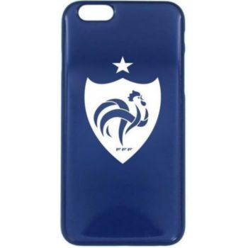 FFF FFF Coque Blason Blanc iPhone 6 - Bleu