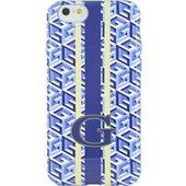 Coque Guess Coque imprimé iPhone 6/6S Bleu et Blanc