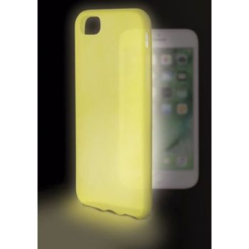 . Coque brillant Sense Lumen Iphone7 Jaune