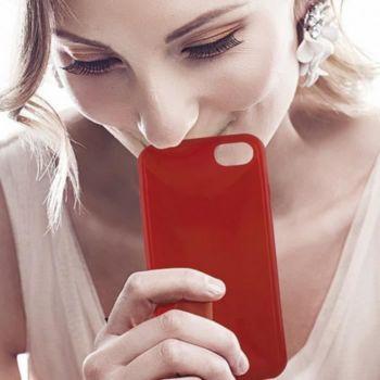 . Coque Parfum Fraise Iphone 7 Rouge