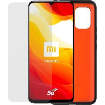 Xiaomi Pack Coque noire + Film Xiaomi Mi10 Lite
