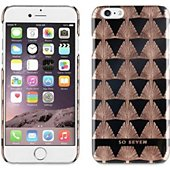Coque So Seven Coque Midnight PALME OR Rose IPHONE 6/6S