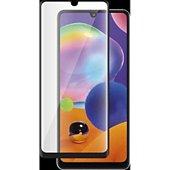 Protège écran Bigben Verre trempé 2,5D Galaxy A31 noir
