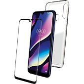 Pack . Pack Coque + Verre trempé Wiko View 3