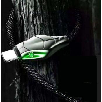 Shot Case Ultra Rapide 1m Cobra IPHONE 3A (NOIR)