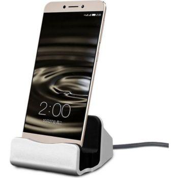 Shot Case Smartphone Type C Support (ARGENT)