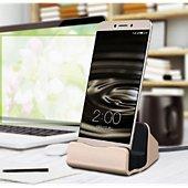 Station de chargement Shot Case Type C pour Smartphone Support (NOIR)