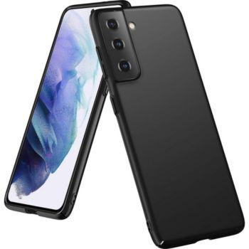 Xeptio Samsung Galaxy S21 PLUS 5G tpu noir