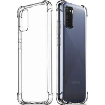 Xeptio Samsung Galaxy A02S gel tpu antichoc