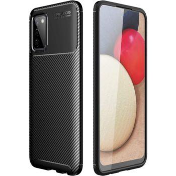Xeptio Samsung Galaxy A02S New carbone