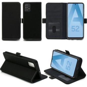 Xeptio Samsung Galaxy A52 4G Etui noir