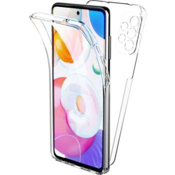 Xeptio Samsung Galaxy A52 4G gel tpu intégrale