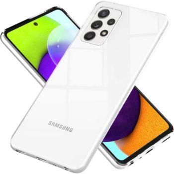 Xeptio Samsung Galaxy A52 5G gel tpu
