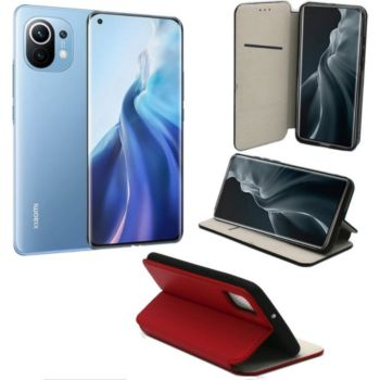 Xeptio Xiaomi Mi 11 5G Etui rouge