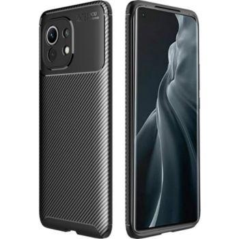 Xeptio Xiaomi Mi 11 5G New carbone