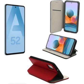 Xeptio Samsung Galaxy A52 5G housse rouge
