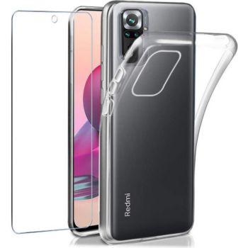 Xeptio Xiaomi Redmi Note 10 Pro  tpu et vitre