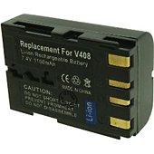 Batterie camescope Otech pour JVC BN-V408
