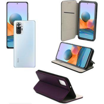 Xeptio Xiaomi Redmi Note 10 Pro  violet