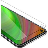 Protège écran Xeptio OPPO A74 5G verre trempé
