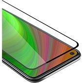 Protège écran Xeptio OPPO A94 5G vitre noir