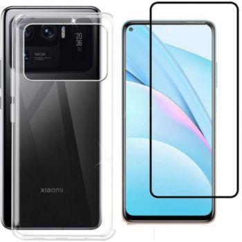 Xeptio Xiaomi Mi 11 ULTRA 5G tpu et full noir