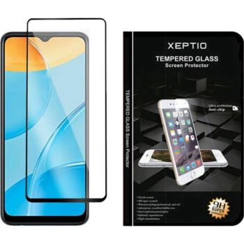 Xeptio Oppo A15 4G vitre noir