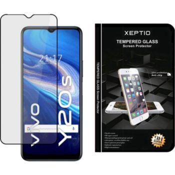 Xeptio Vivo Y20S / Y20 vitre noir
