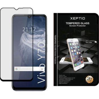 Xeptio Vivo Y70 vitre noir