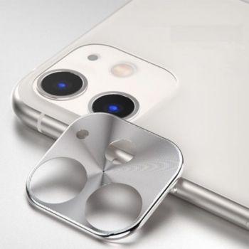 Shot Case Protège Cameras Metal IPHONE 11 ARGENT