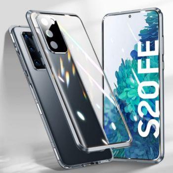 Shot Case Verre Trempe SAMSUNG Galaxy S20 FE NOIR