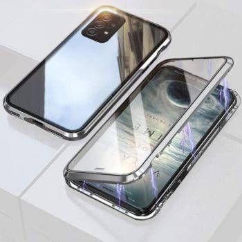 Shot Case Verre Trempe SAMSUNG Galaxy A42 BLANC