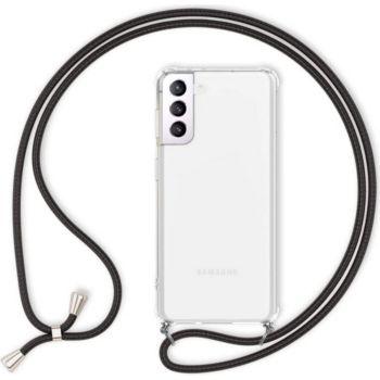 Shot Case Coque Cordon SAMSUNG Galaxy S21+ NOIR