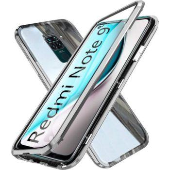 Shot Case Verre Trempe XIAOMI Redmi Note 9 ROUGE