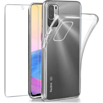 Xeptio Xiaomi Redmi Note 10 5G gel tpu et vitre