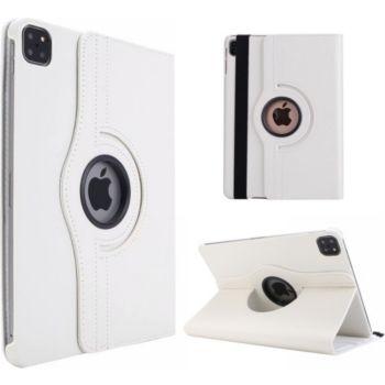 Xeptio Apple IPad PRO 12,9 M1 2021 360 blanc