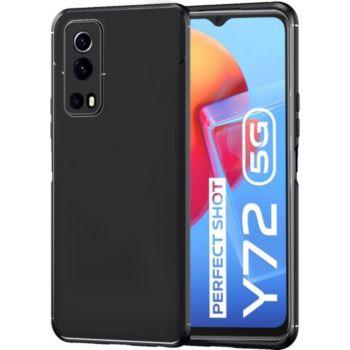 Xeptio Vivo Y72 5G tpu noir