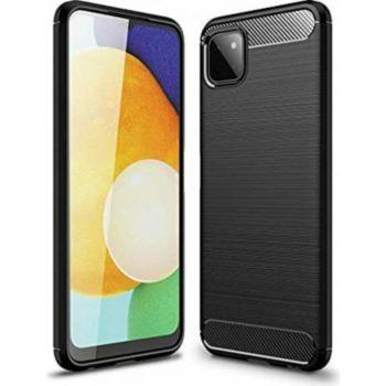 Xeptio Samsung Galaxy A22 5G carbone noir