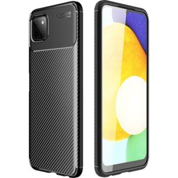 Xeptio Samsung Galaxy A22 5G New carbone