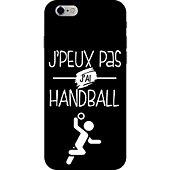 Coque Lookmykase Coque j'peux pas j'ai handball  iPhone 6