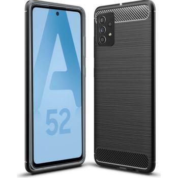 Xeptio Samsung Galaxy A52s 5G carbone noir