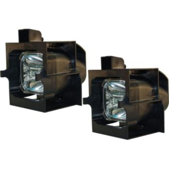 Barco Id r600 - kit 2 lampes - lampe complete