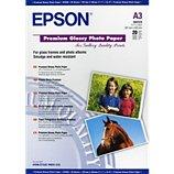 Papier photo Epson  S041315 A3 -20f-255g/m²
