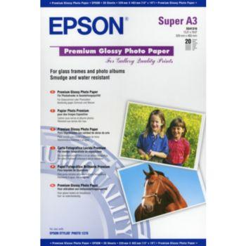 Epson A3+ - 20f- 255g/m²-