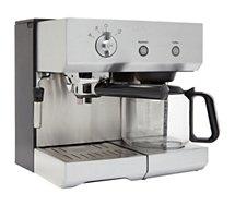 Expresso combiné cafetière Krups XP2240 10