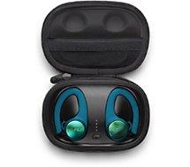 Ecouteurs Plantronics  Backbeat FIT 3200 Turquoise